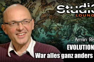 evolution – war alles ganz anders?